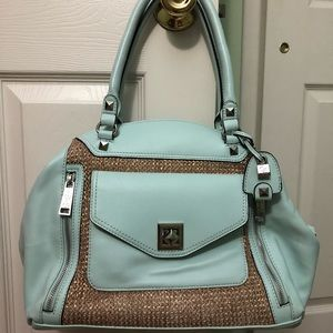 Mint green Jessica Simpson purse